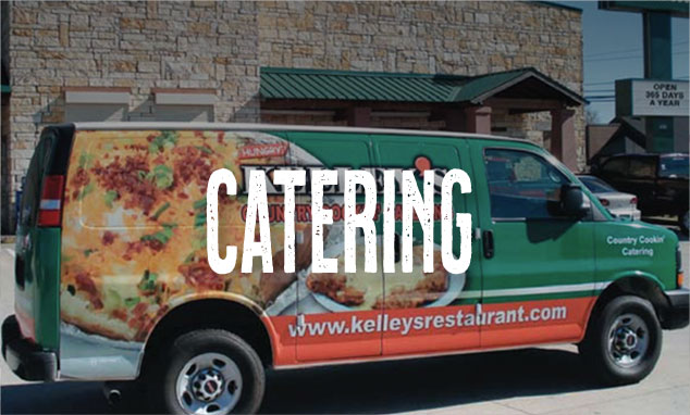 Kelley's Country Cooking Location - catering